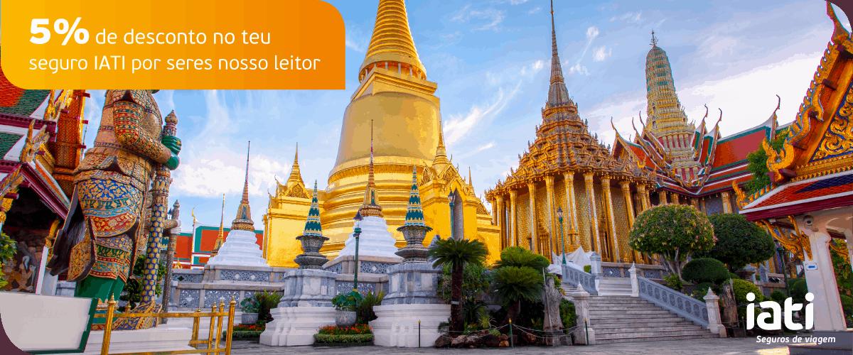 seguro de viagem tailandia
