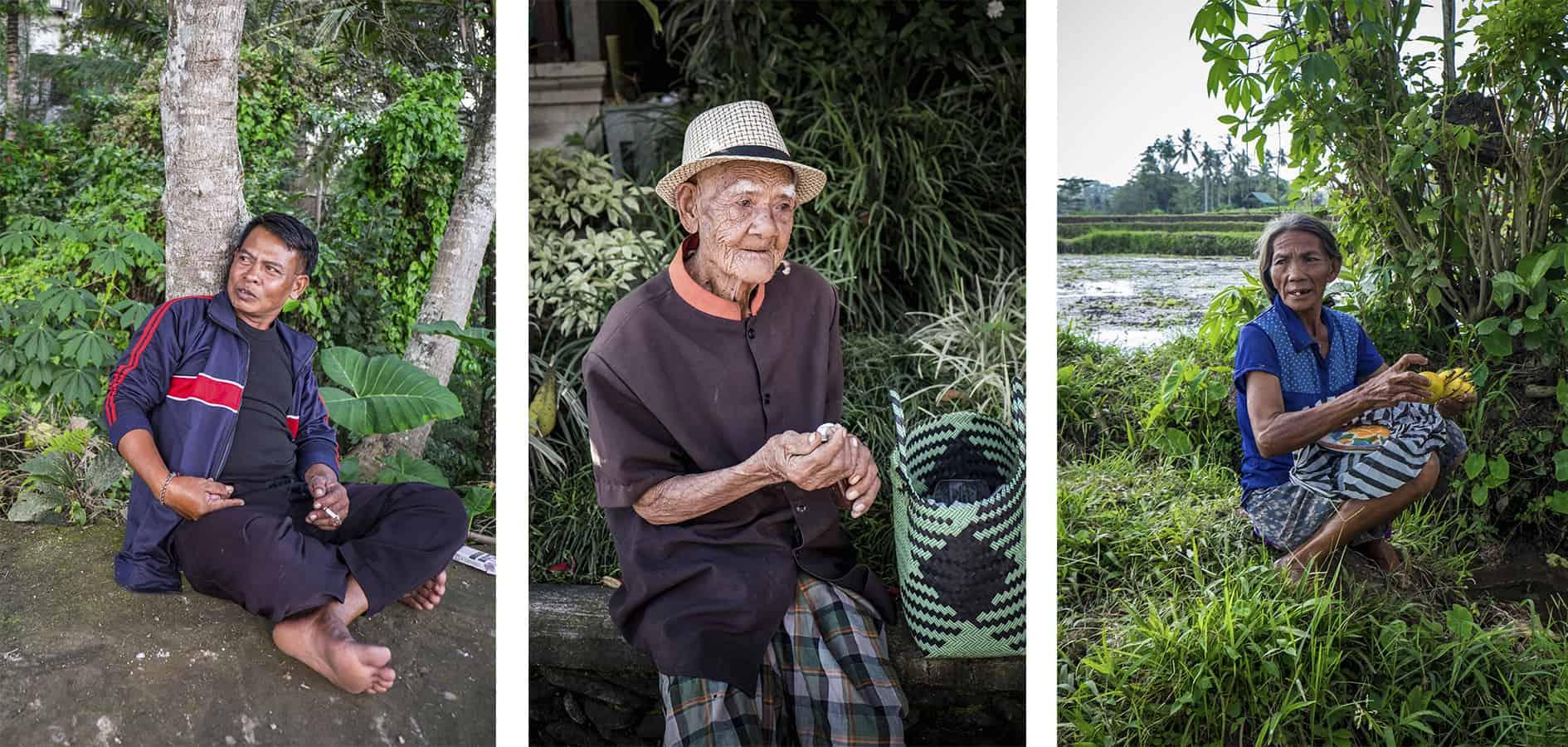 retratos indonésia