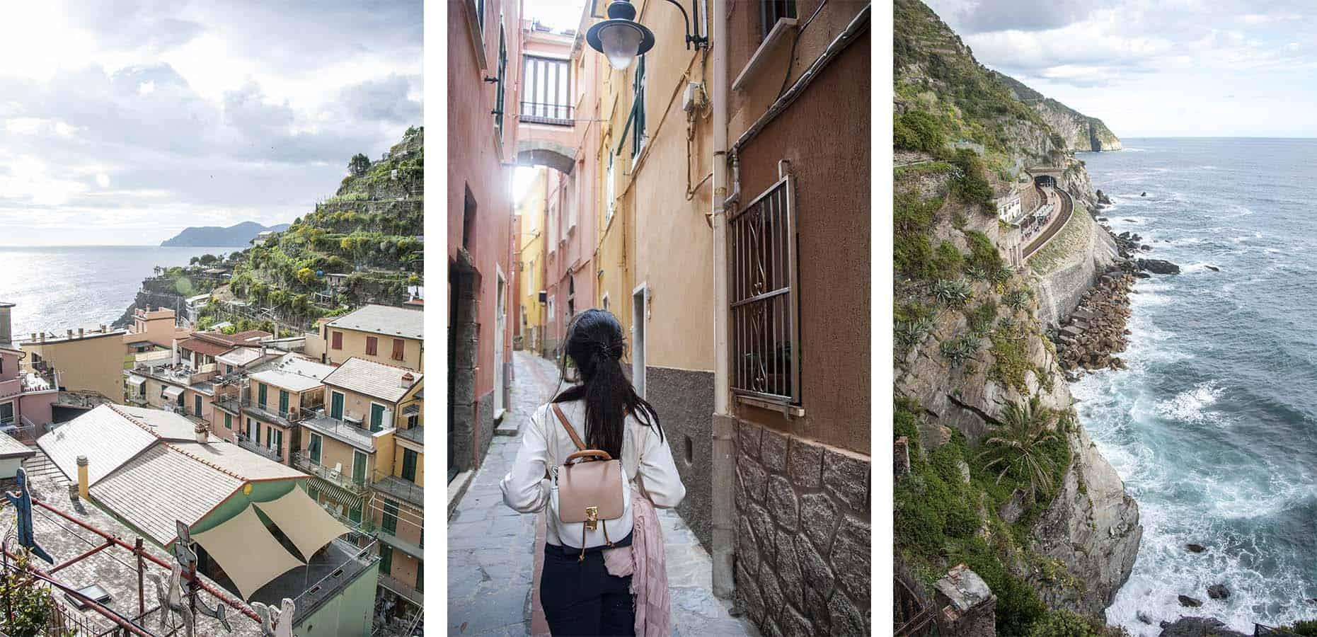 visitar corniglia itália