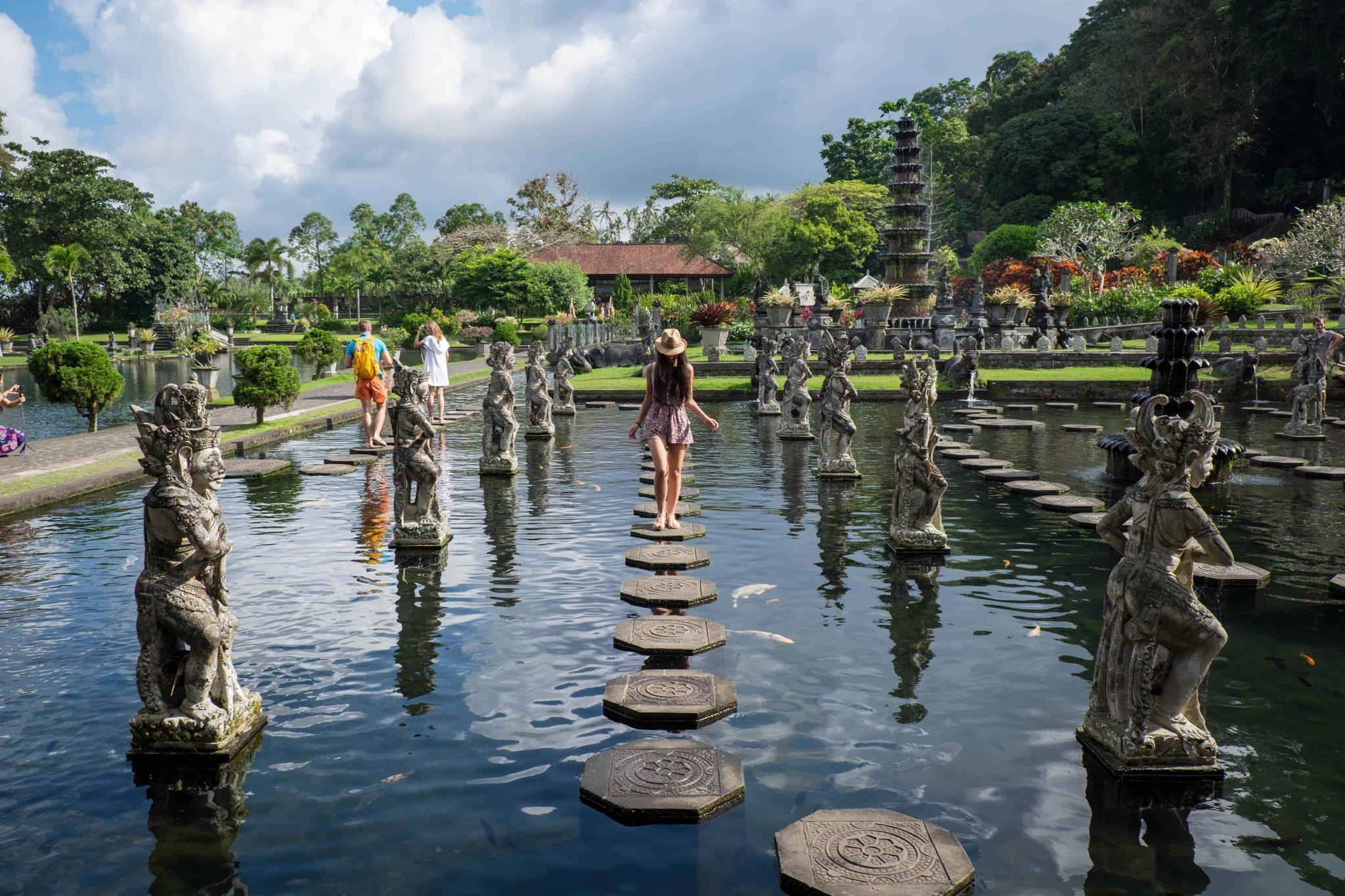 visitar templos bali tirta gangga