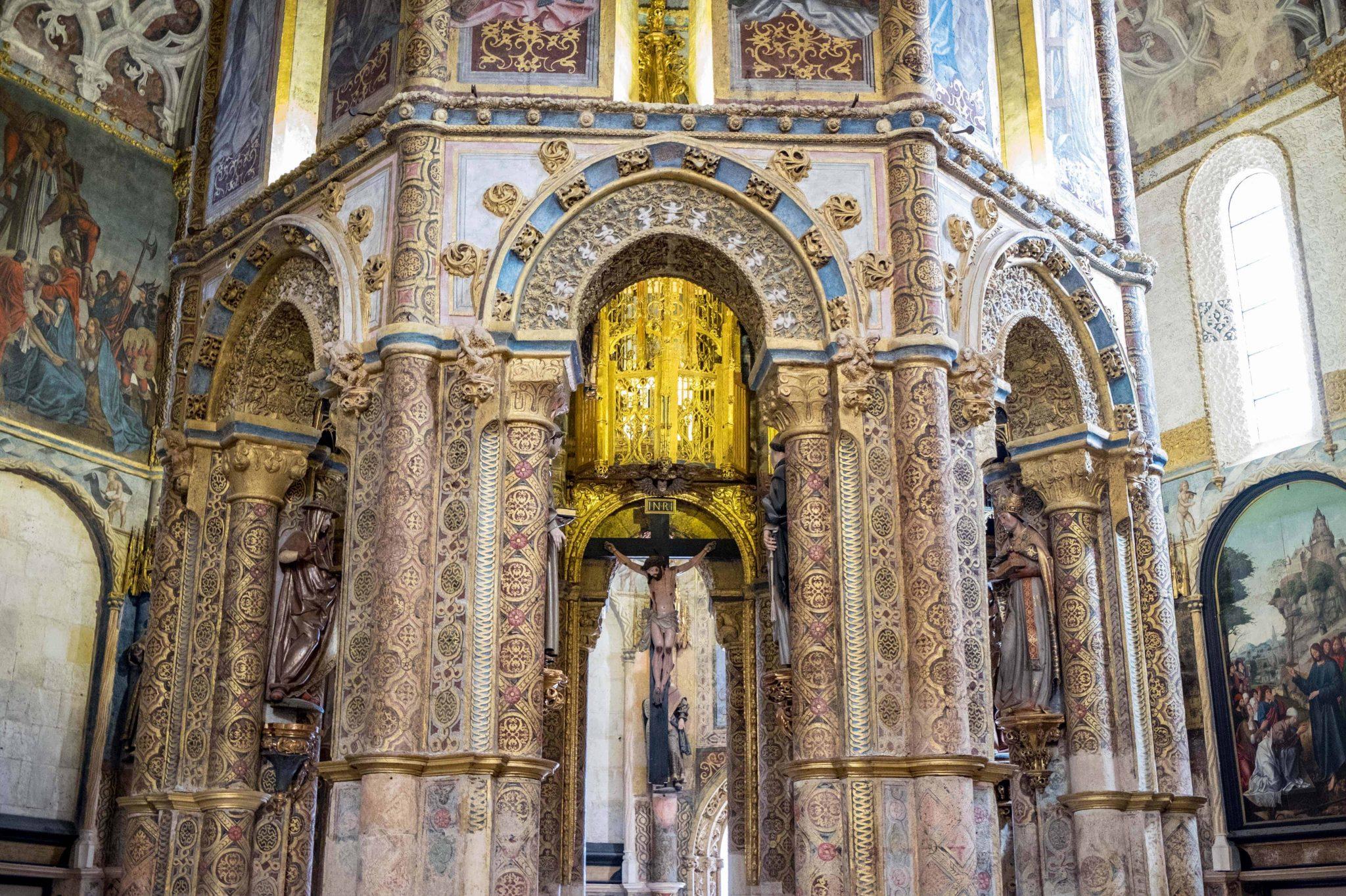 visitar tomar convento de cristo