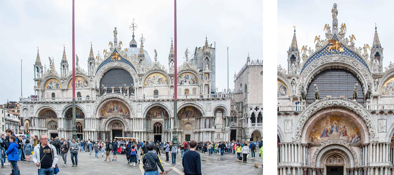 basílica são marco veneza