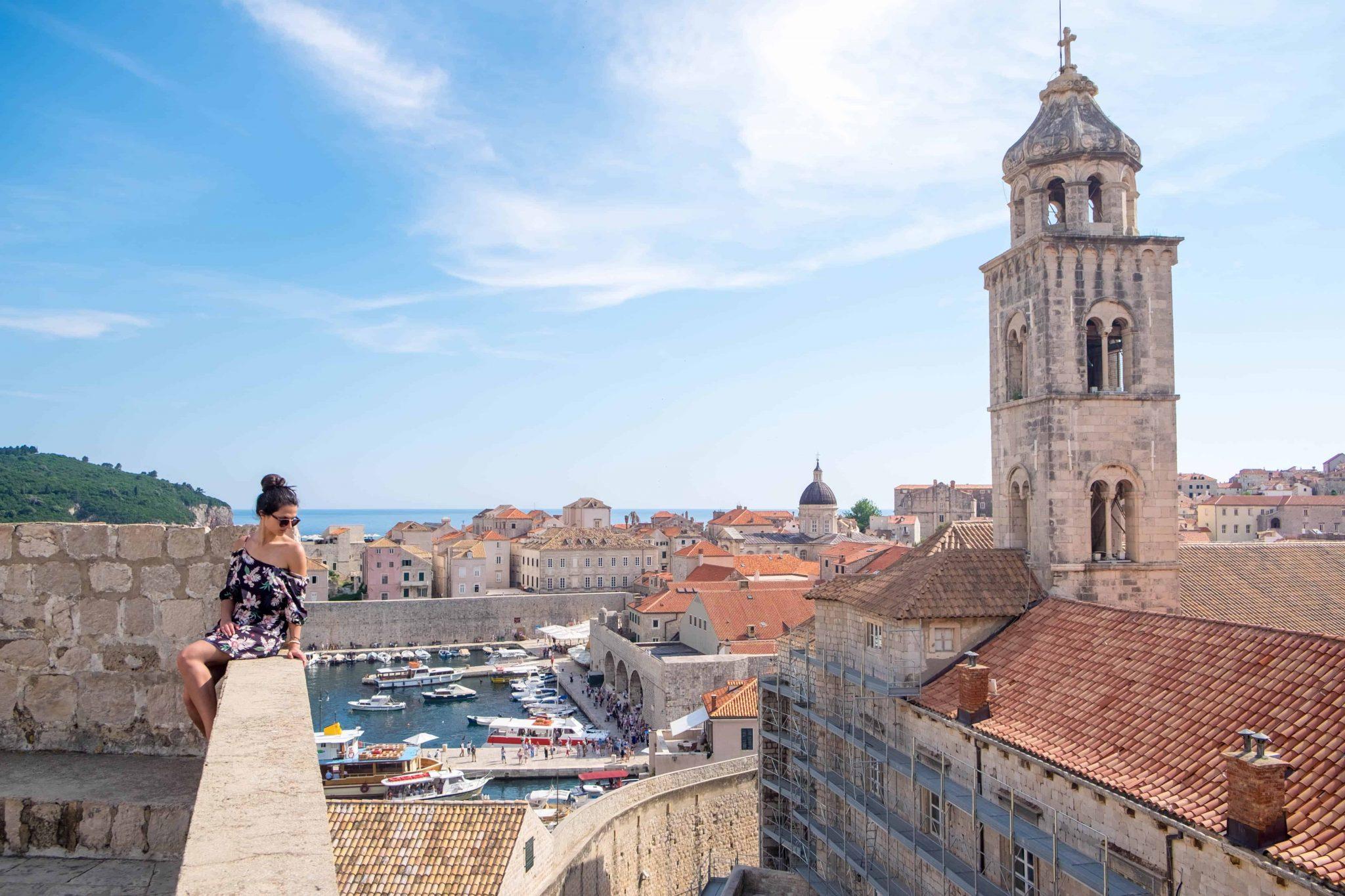 roadtrip balcãs Dubrovnik