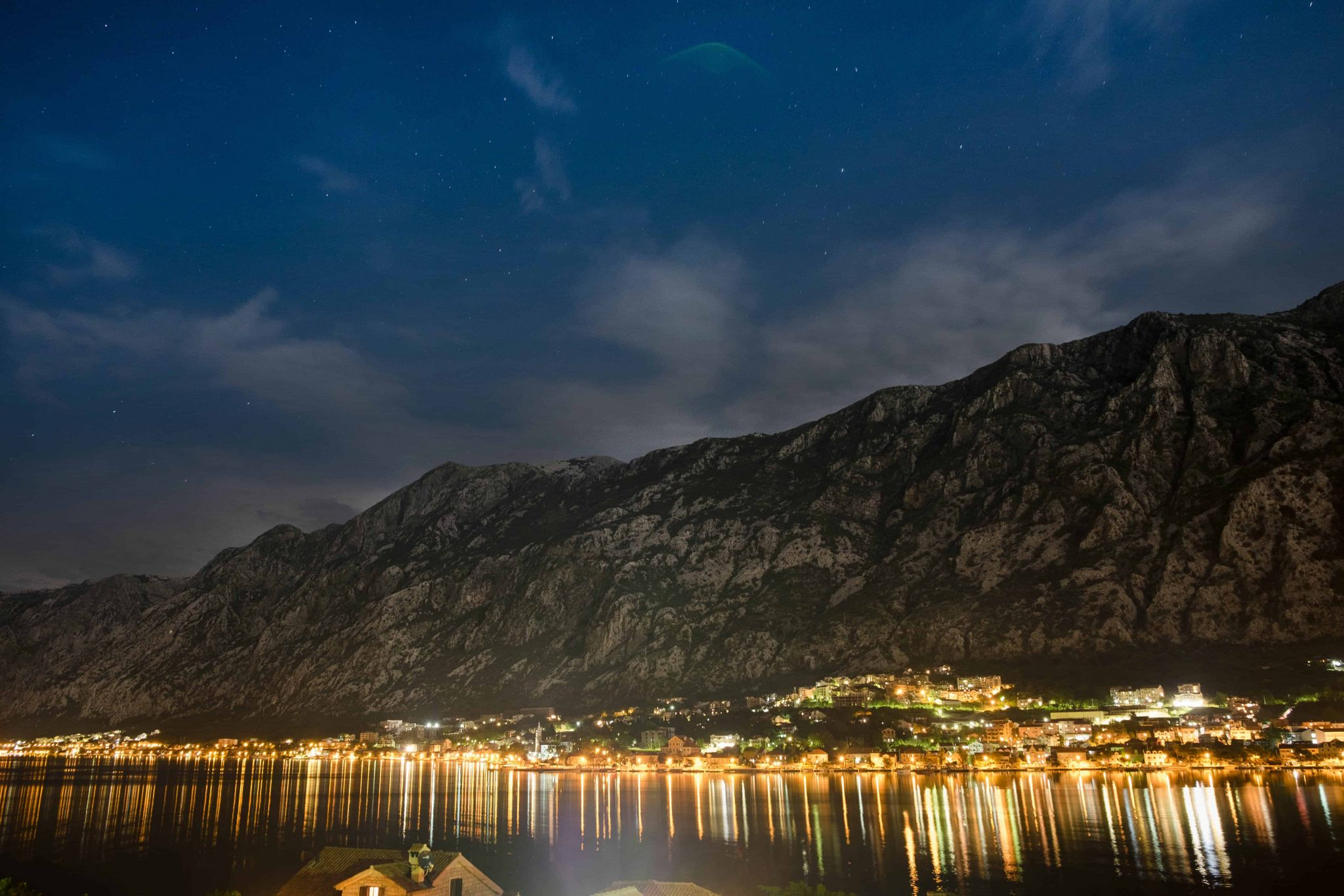 roadtrip balcãs Montenegro Kotor