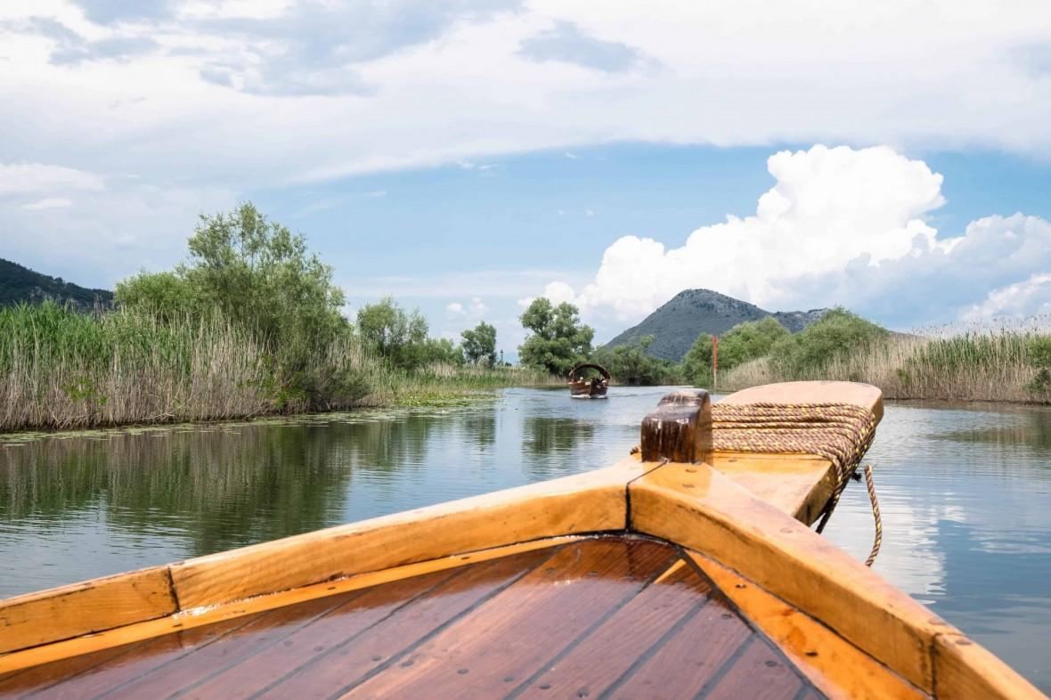 visitar montenegro lago skadar