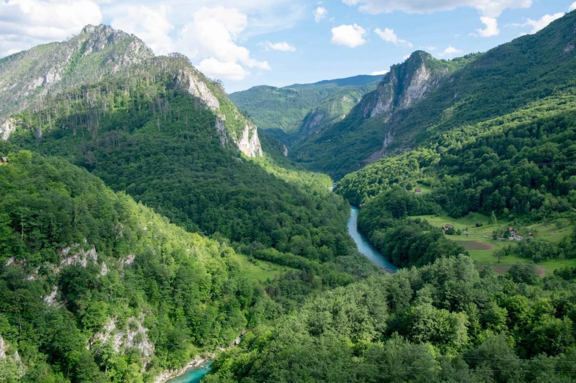Montenegro Parque Durmitor