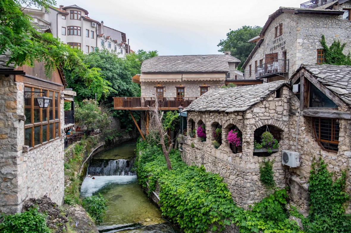 roadtrip balcãs Mostar Bósnia Herzegovina