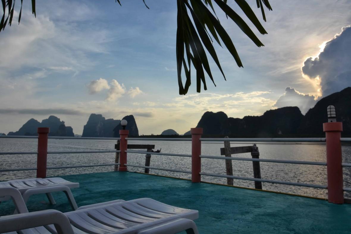 Tailândia Baía Phang Nga