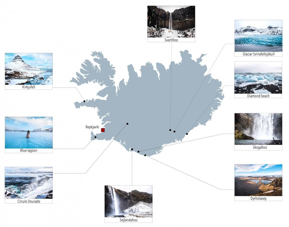 roadtrip islândia