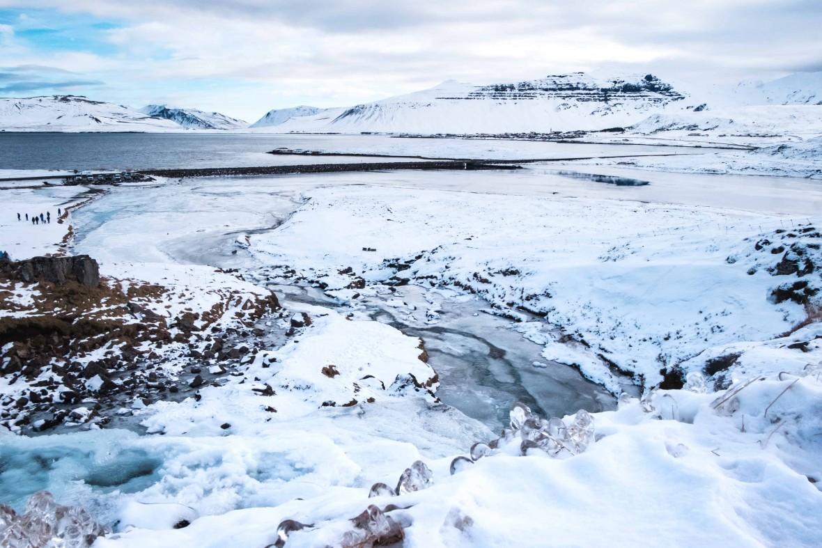 islandia inverno