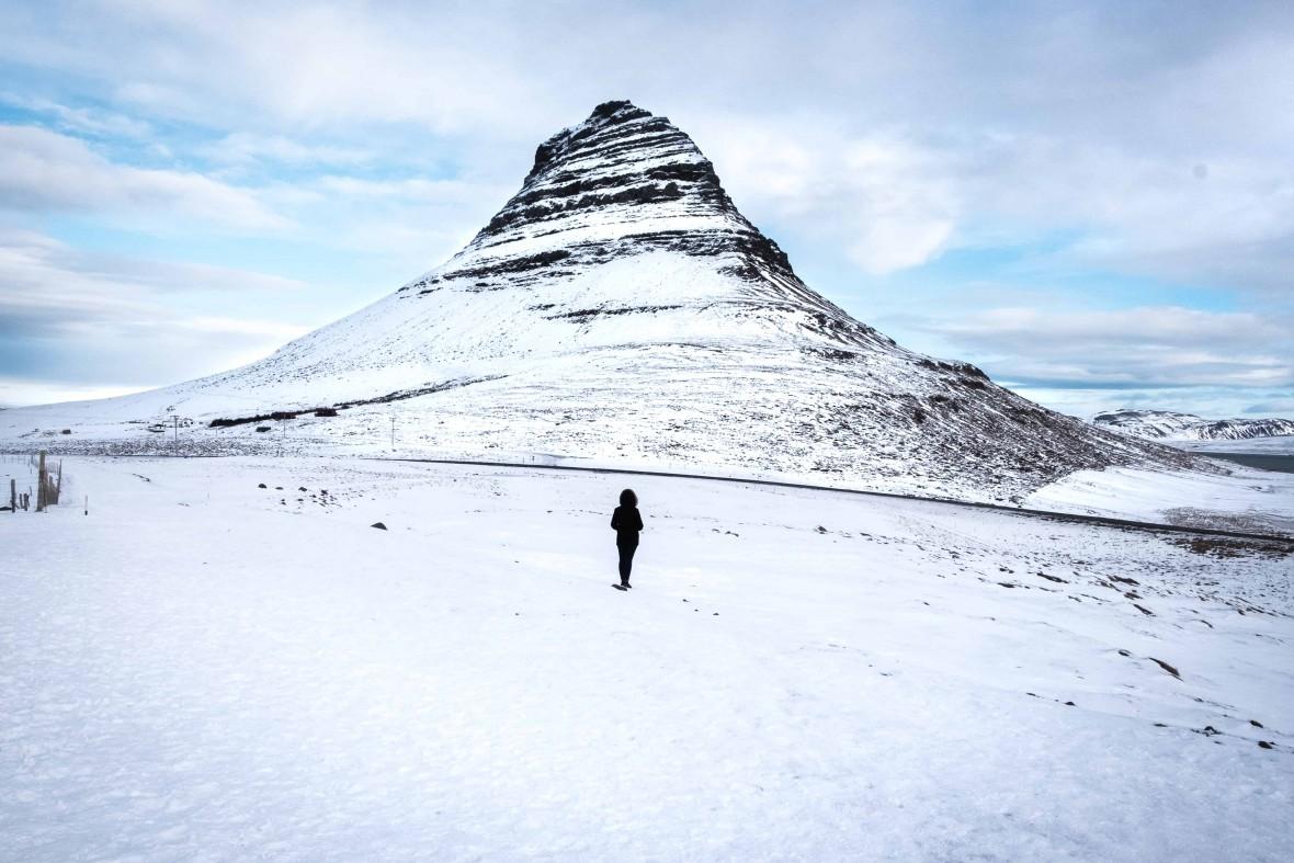 islandia kirjufell