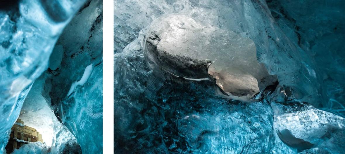 ice cave islandia