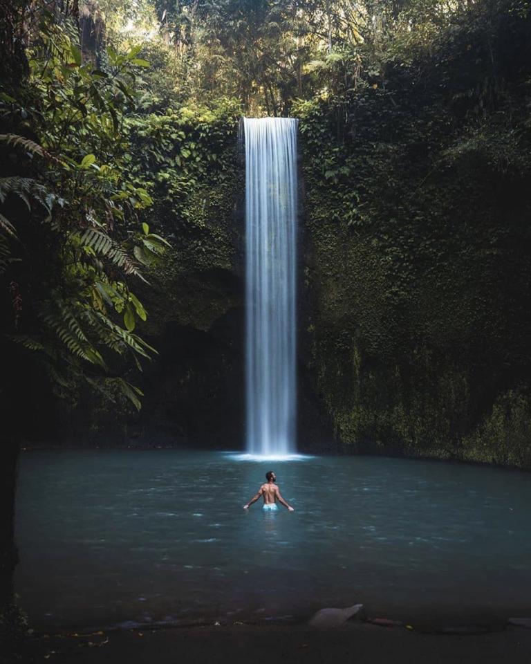 cascata tibumana