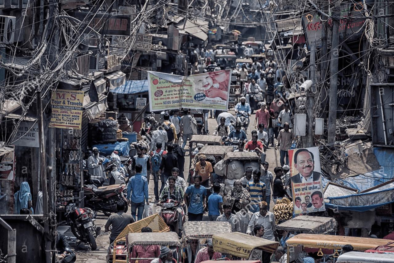 visitar Nova Déli