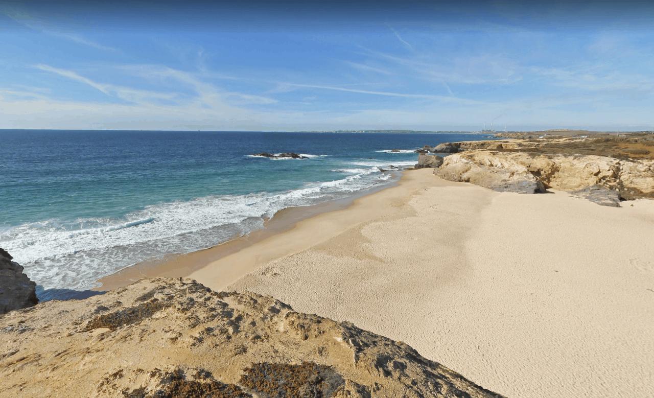 Praia de Porto covo