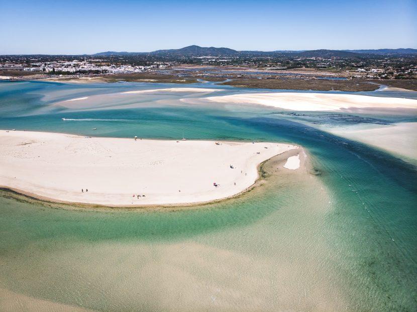melhores praias do algarve