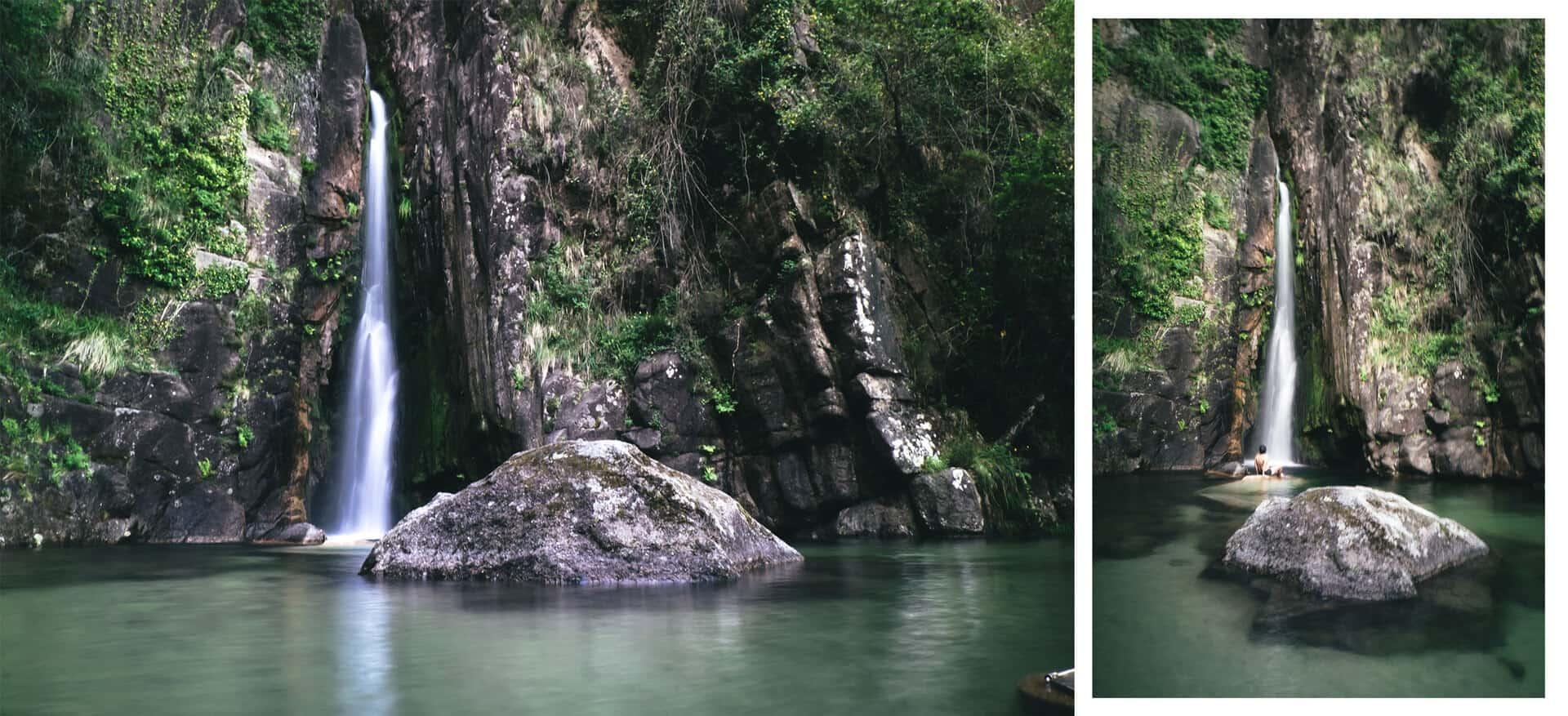 cascatas geres - pincães