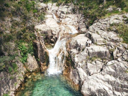 cascatas gerês - portela do homem