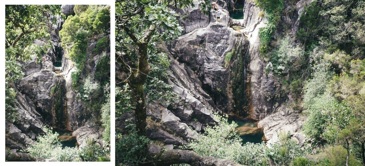 cascata do arado