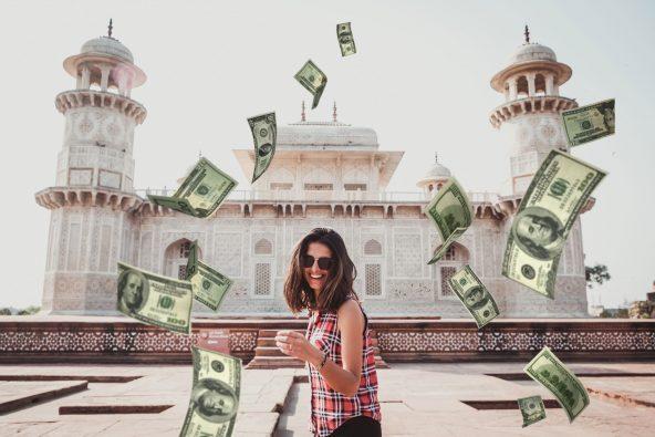 quanto custa viajar na índia