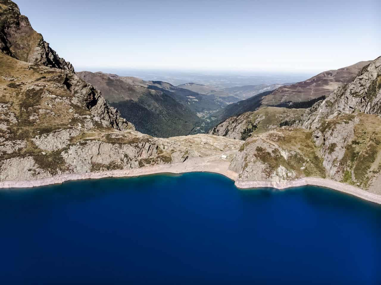 visitar lac bleu pirenéus