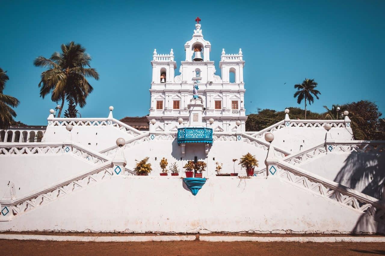 goa itinerário índia