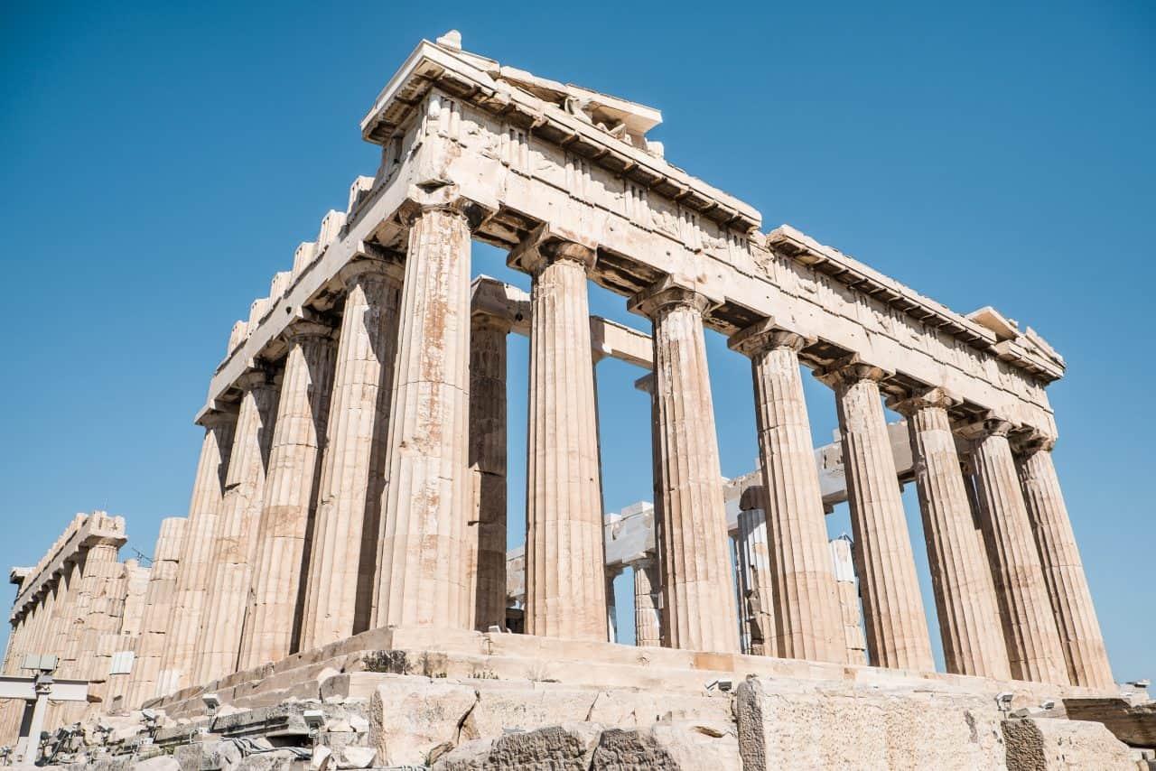 roteiro ilhas gregas e atenas