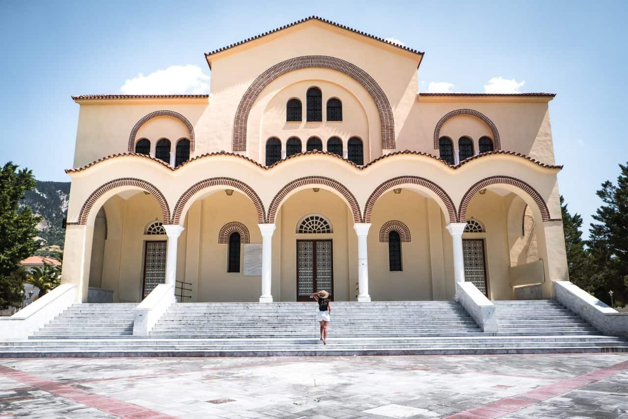 monastério kefalonia