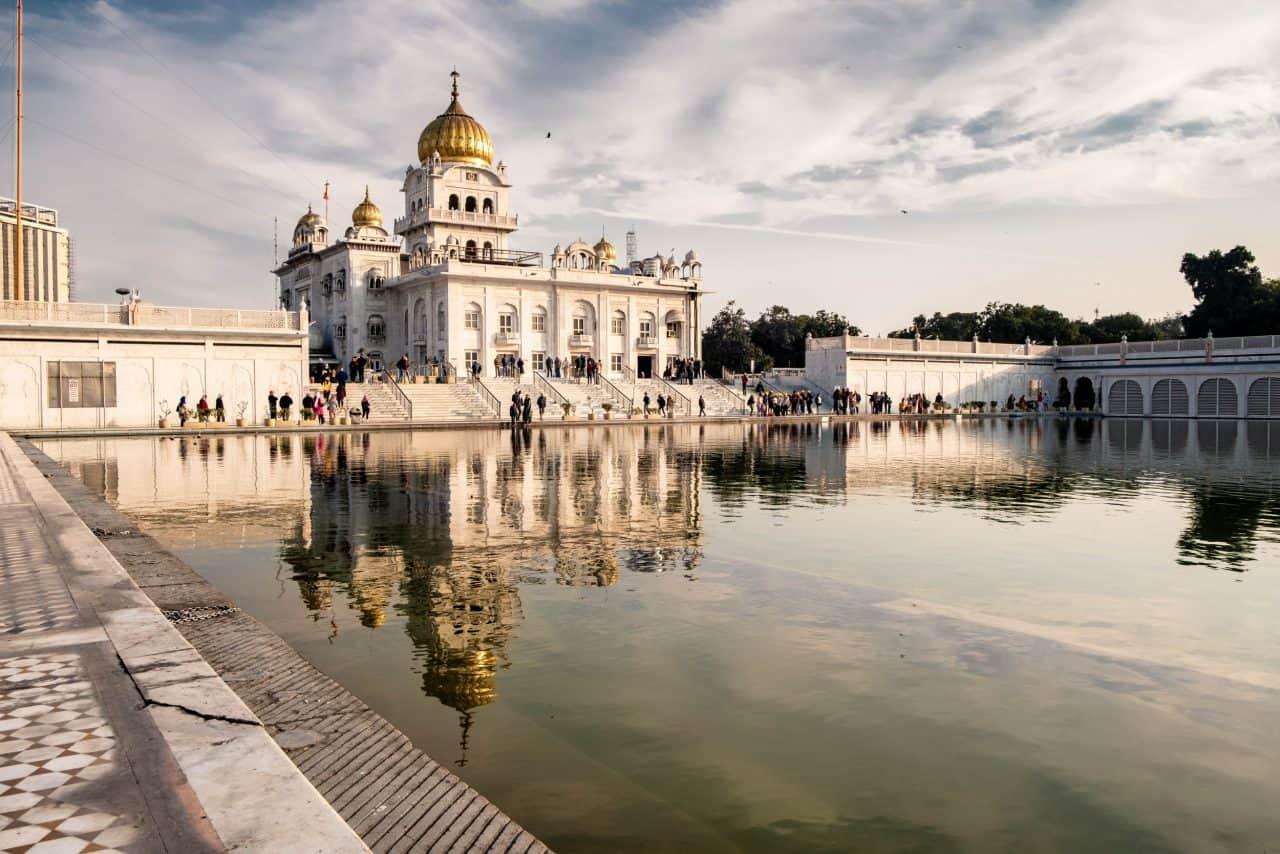 visitar nova déli sikh