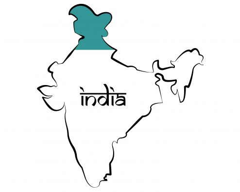 clima índia norte