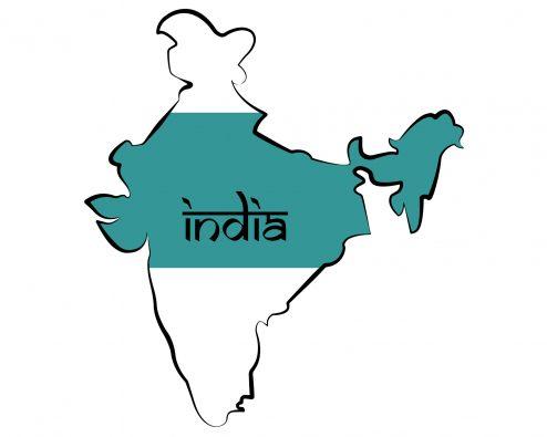 clima índia centro