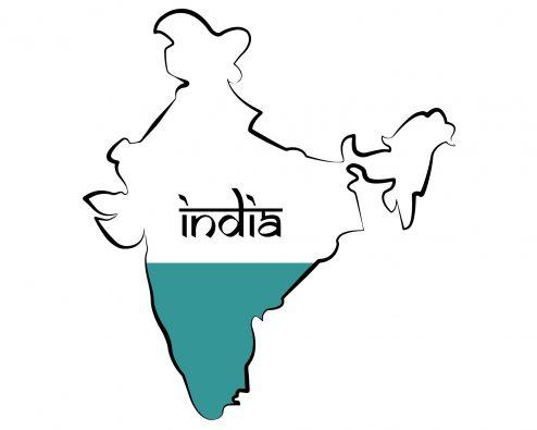 clima índia sul