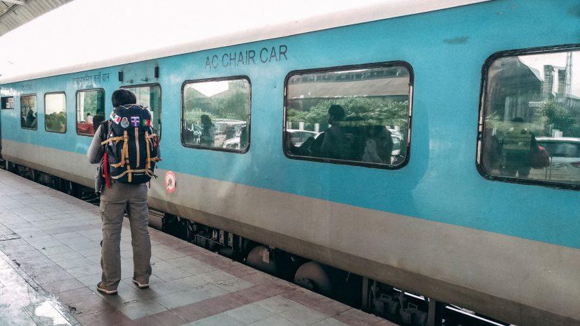 comboio índia