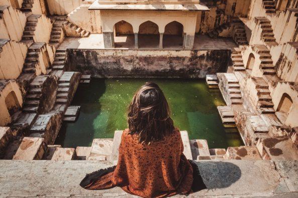 roteiro itinerário índia
