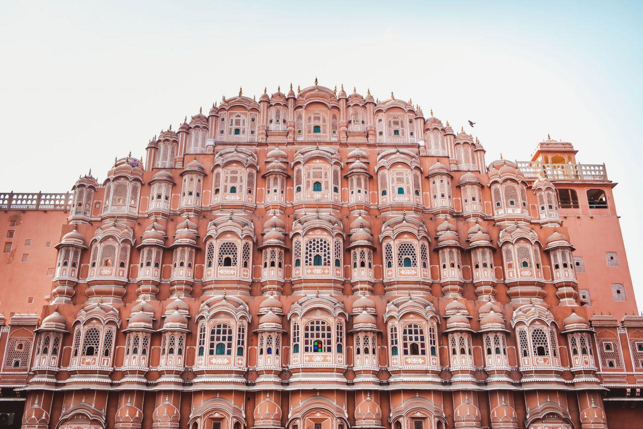jaipur roteiro índia