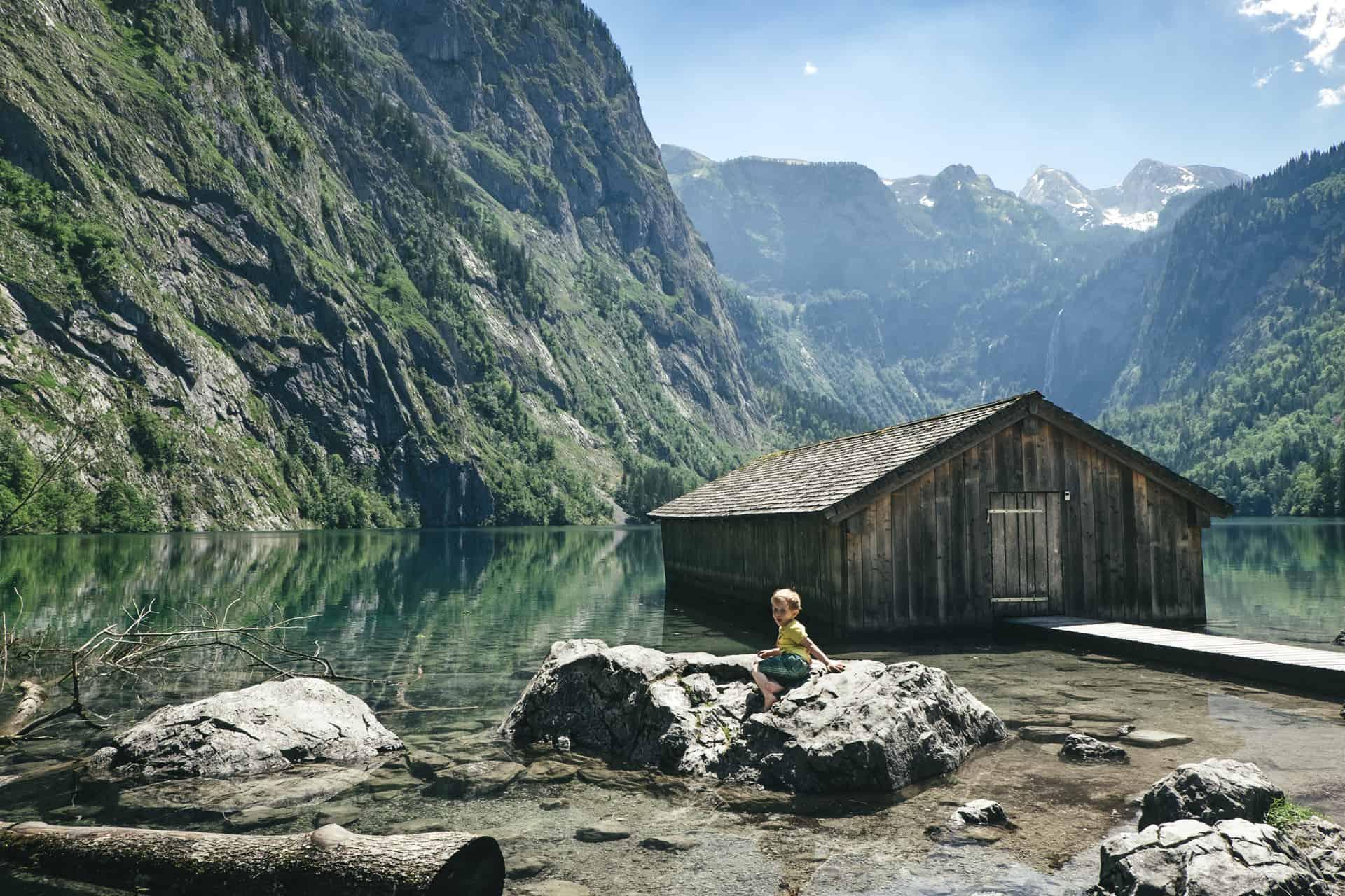 cabana lago obsersee