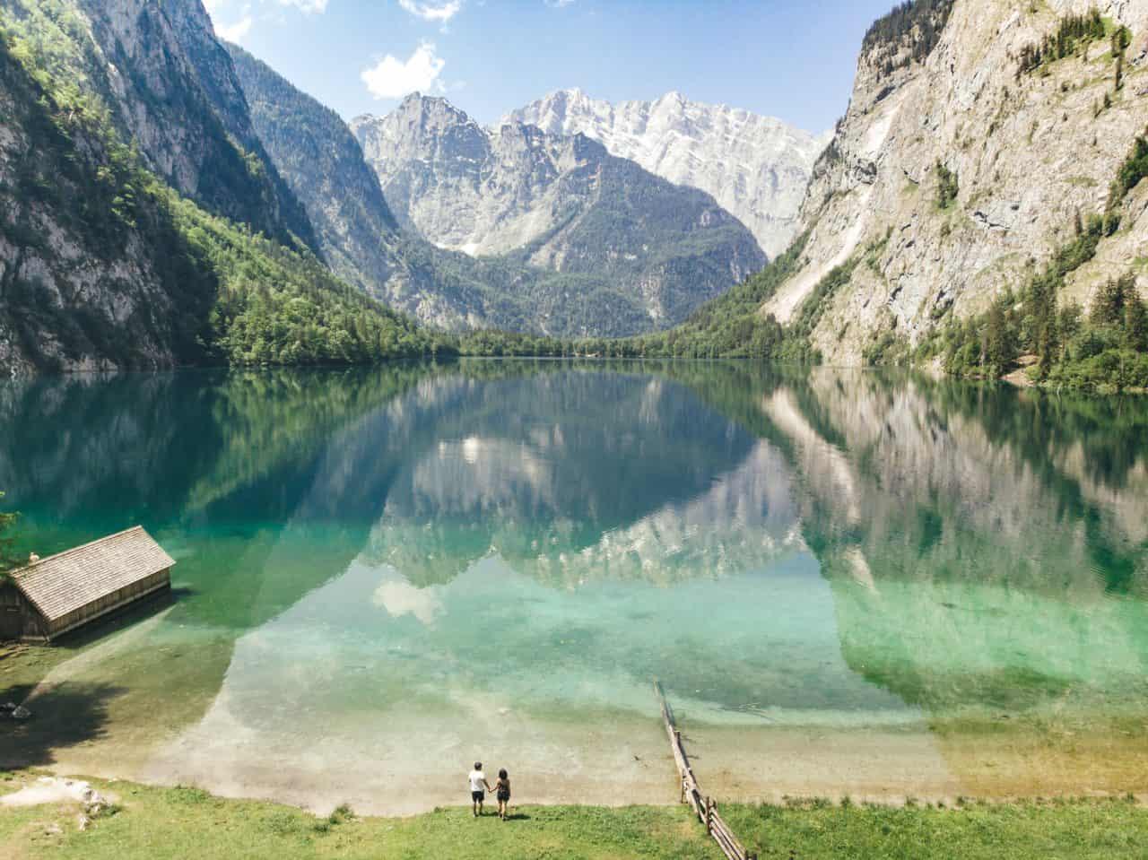 lagos obersee konigssee