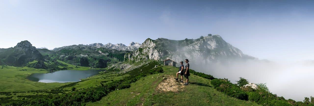 lagos covadonga picos da europa