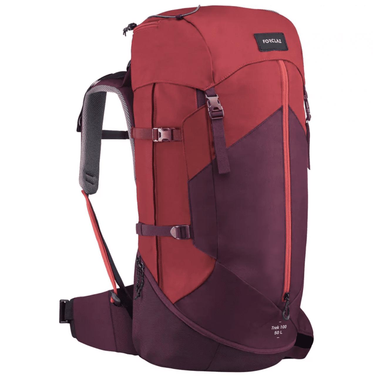 mochila de viagem 50L