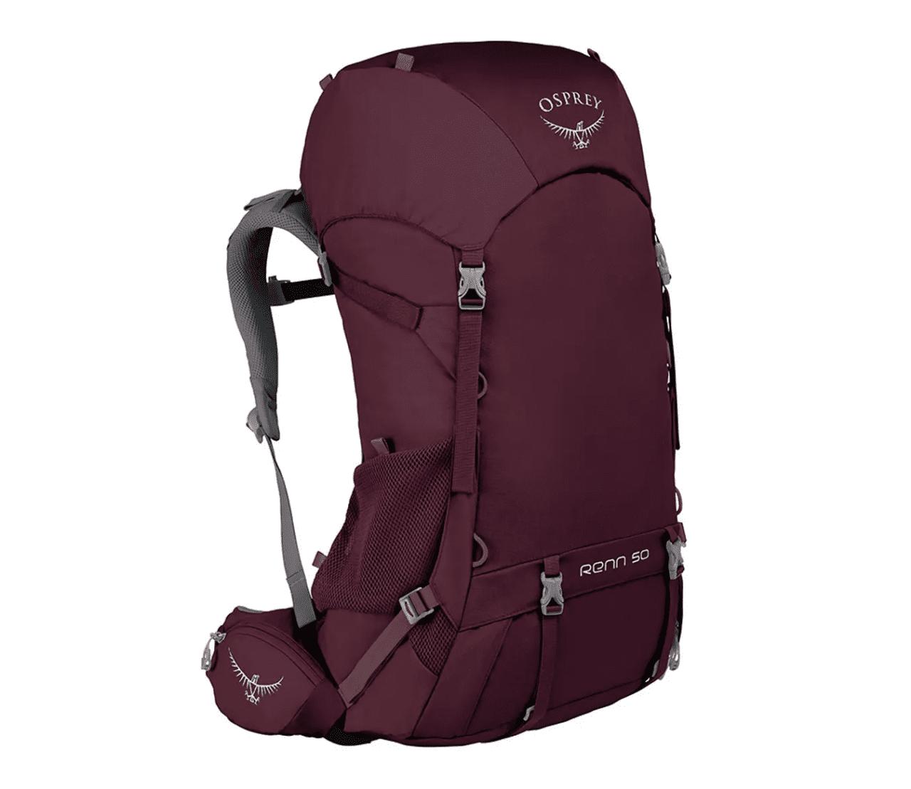 mochila de viagem osprey