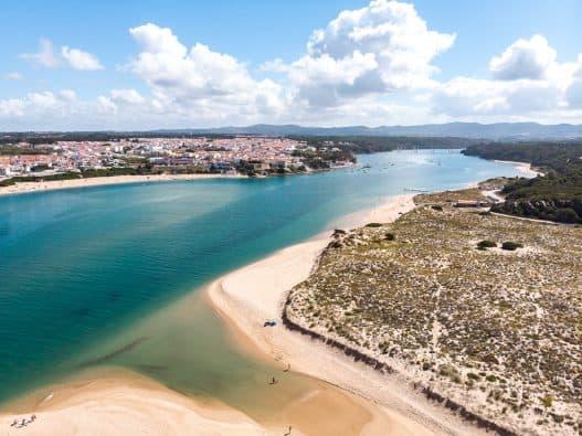 praia vila nova de milfontes