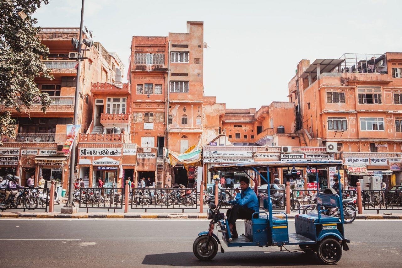 rickshaw índia