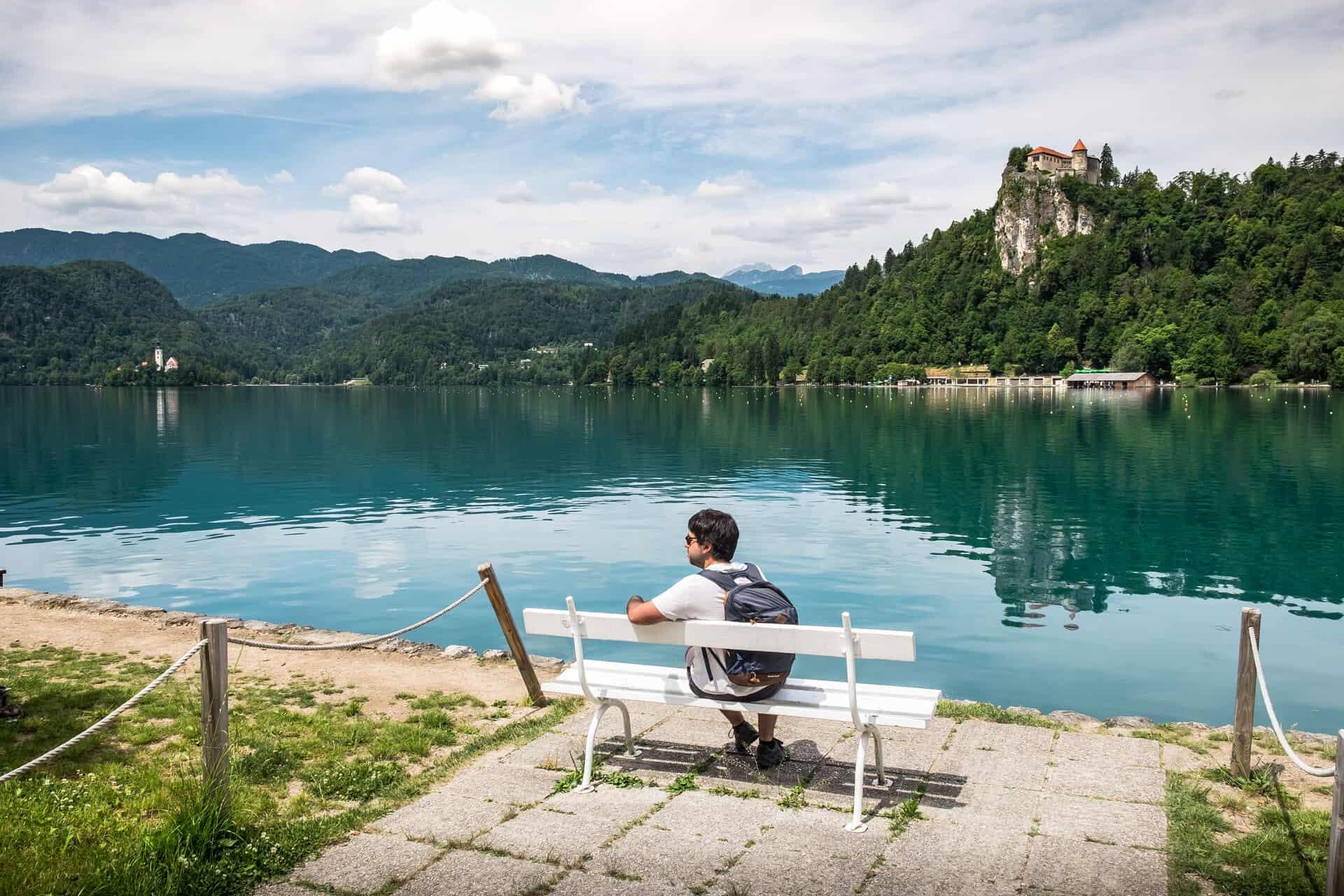 eslovenia lago bled
