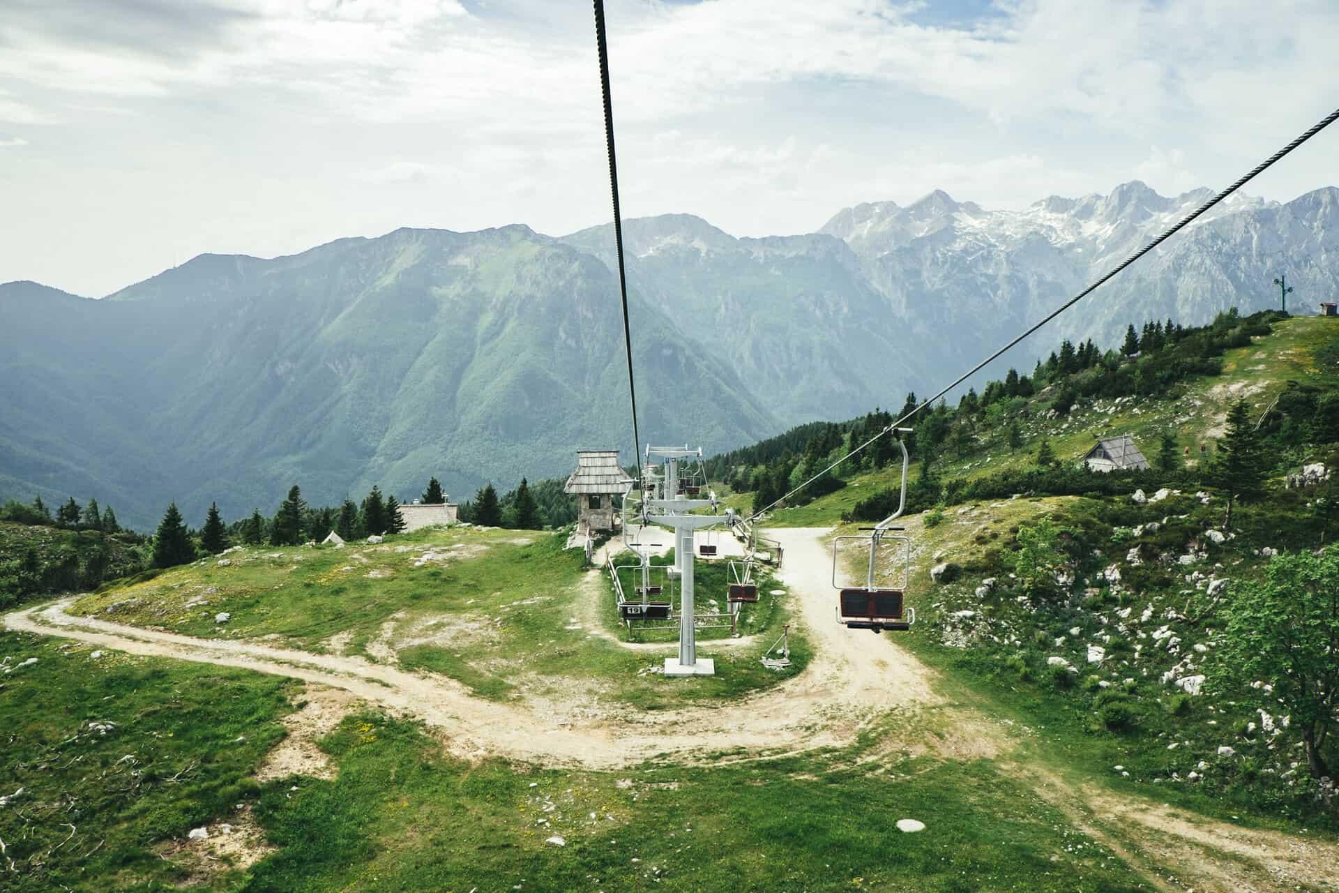 roteiro eslovenia velika planina