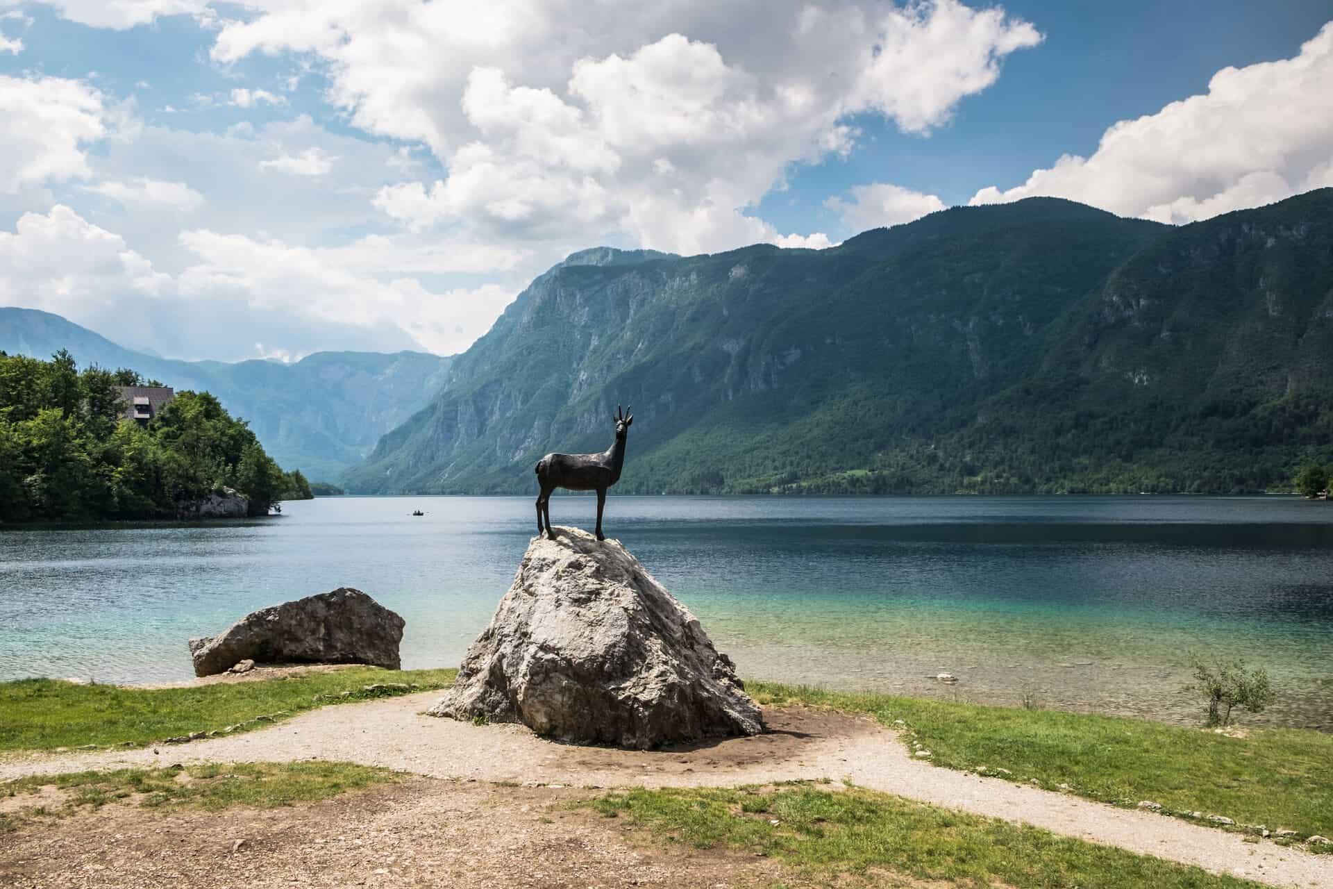 eslovenia lago bohinj