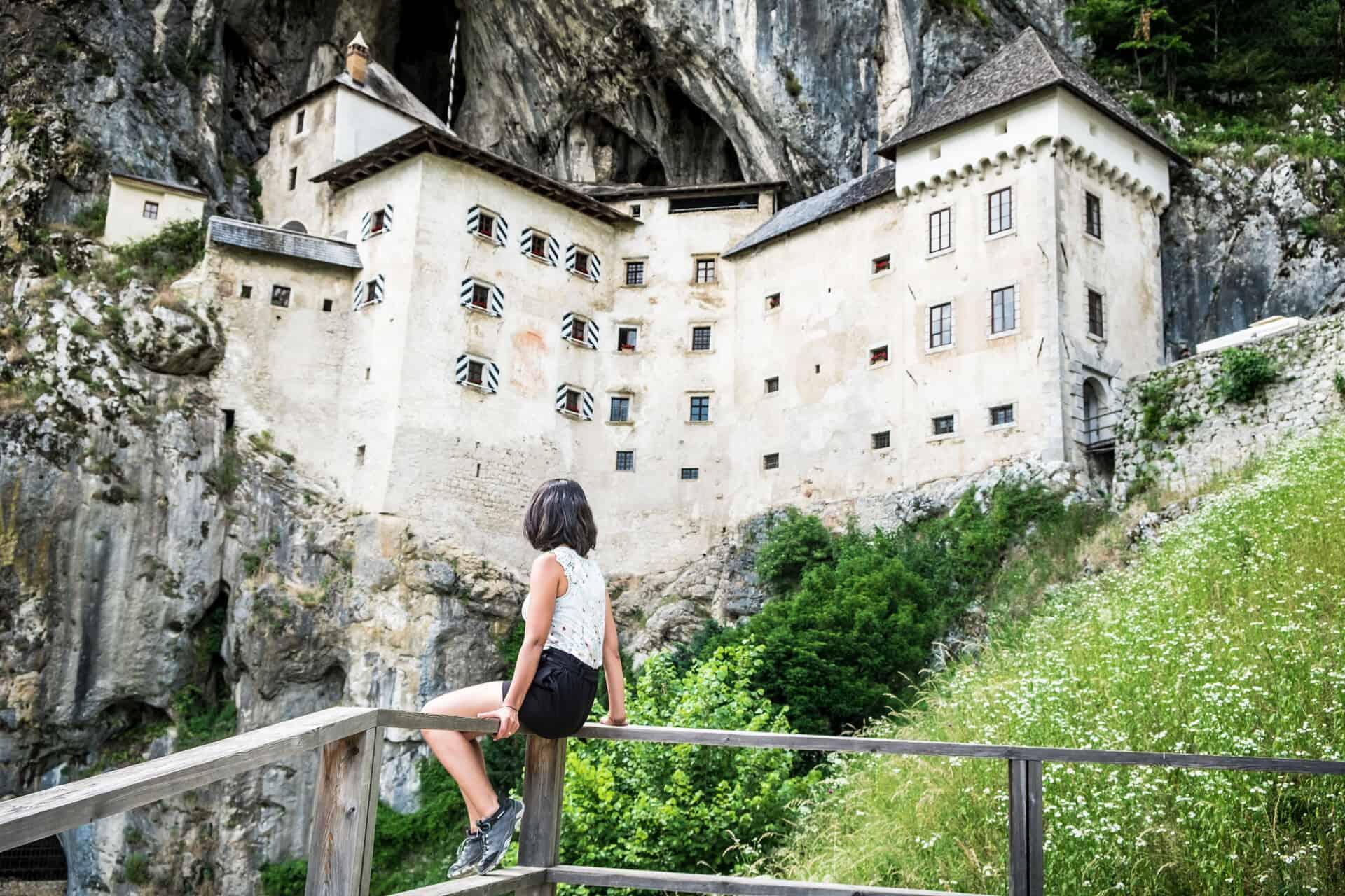castelo predjama