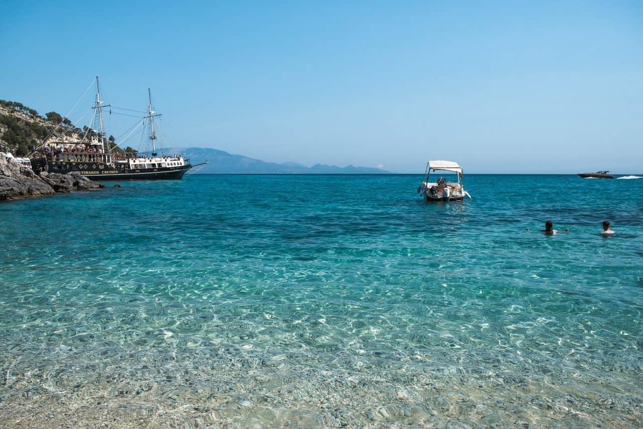roteiro ilhas gregas zakynthos