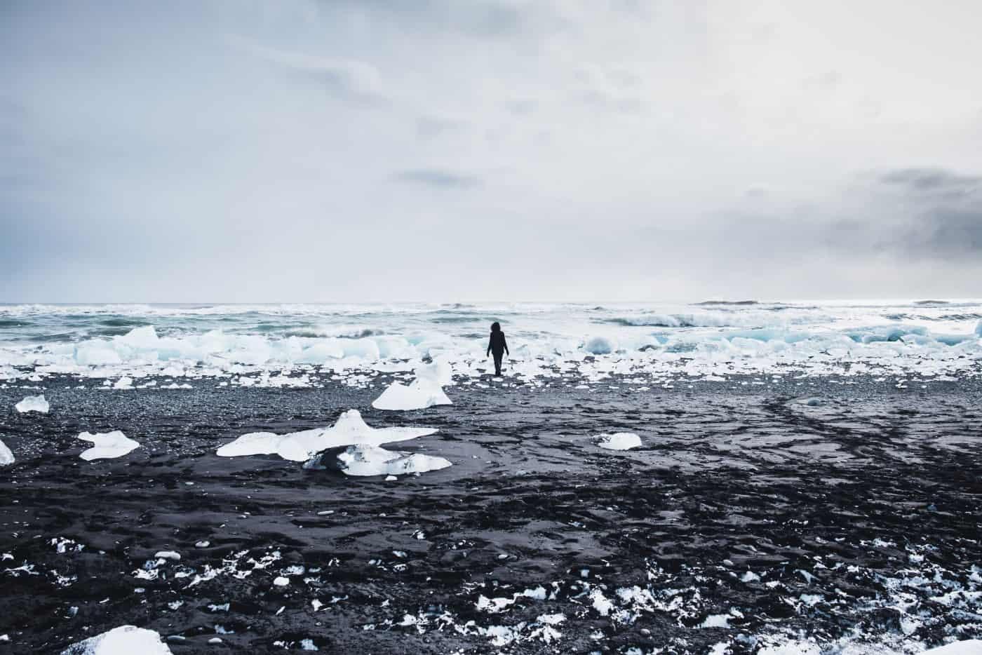 visitar islandia diamond beach