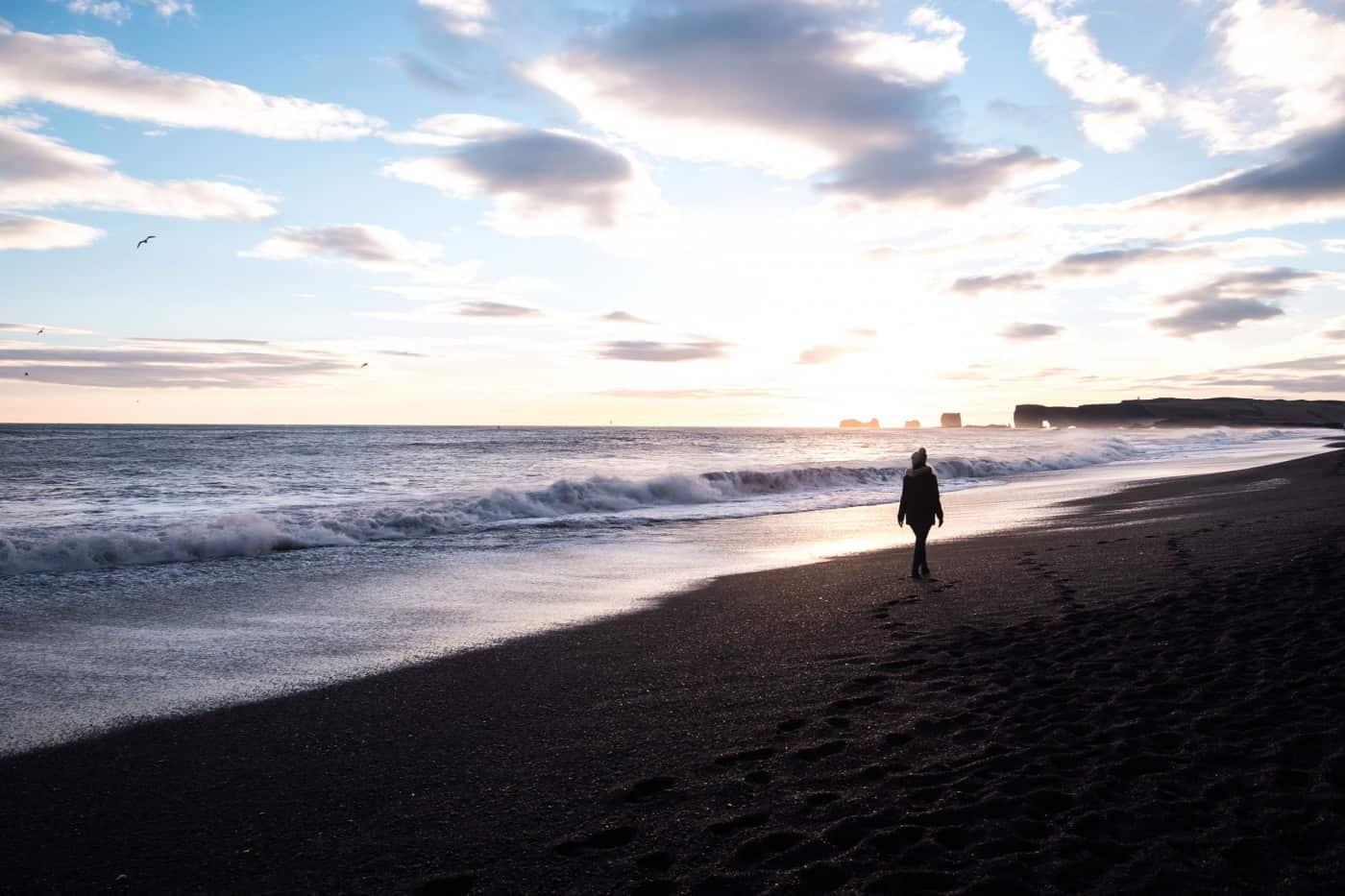 praia de vik