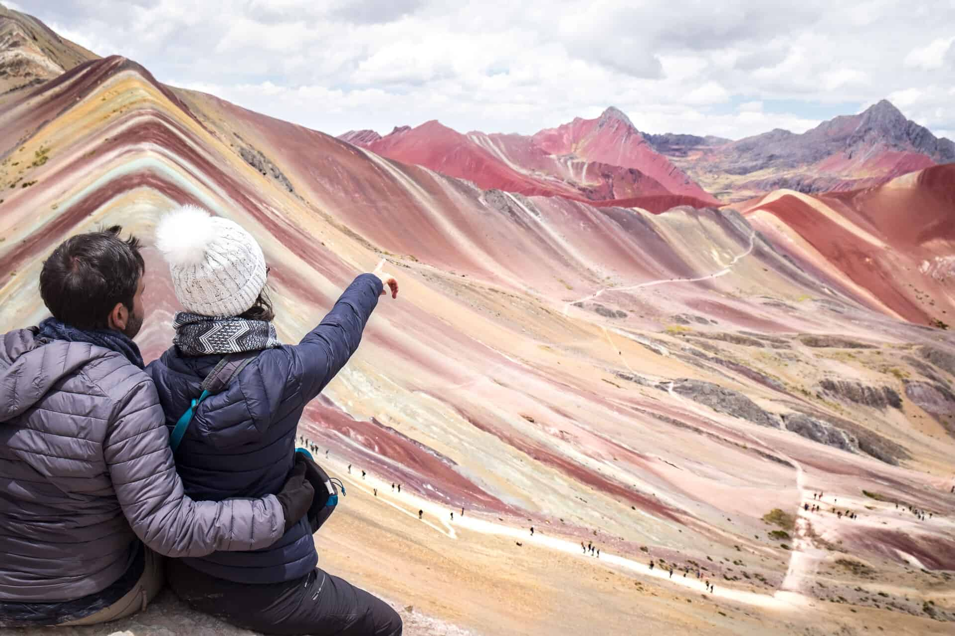 visitar rainbow mountain